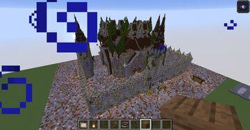 Mideval Hub Minecraft Map & Project