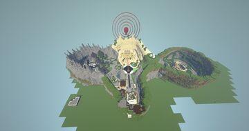 『Project Joestar★』Spawn - JoJo Build Minecraft Map & Project