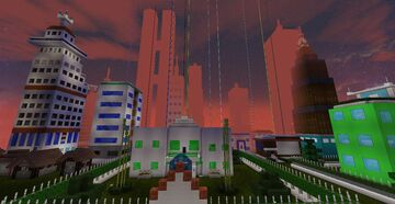 city hung4444 Minecraft Map & Project