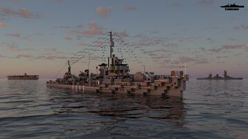 IJN Yukikaze 1:1 Scale Kagero class Minecraft Map & Project