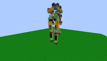 Wallking machine. Minecraft Map & Project