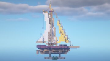 Gunboat Minecraft Map & Project