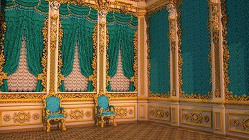 Rococo Hall | Interior Minecraft Map & Project