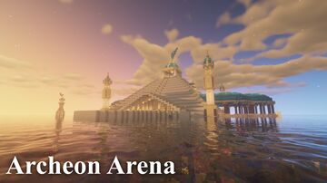 Archeon Arena Minecraft Map & Project