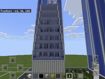 Update World Trade Center Minecraft Map & Project