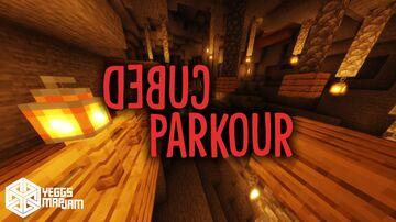 Cubed Parkour Minecraft Map & Project