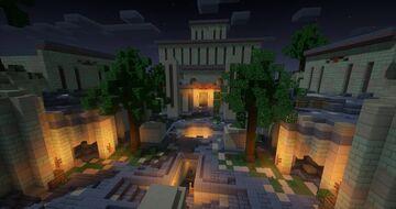 Overwatch - Necropolis Minecraft Map & Project