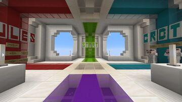 Crazy Escape Minecraft Map & Project