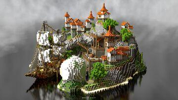 Pirates Island Minecraft Map & Project