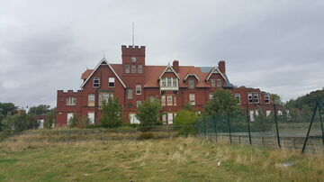 Abandoned Boarding School 1:1 replica- All Accessible Rooms   Hillside Deaf School Minecraft Map & Project