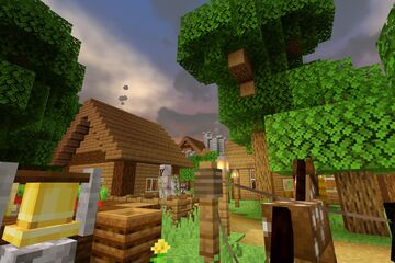 Survival Medieval World! Minecraft Map & Project