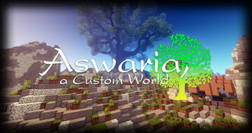 Aswaria, a Custom World - Now Survival Friendly! 1.16 Minecraft Map & Project