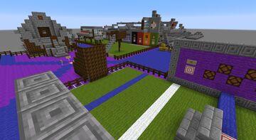 Archery World Minecraft Map & Project