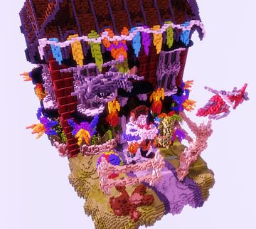 Never Too Old - A Toy Themed Mini-Contest Entry Minecraft Map & Project