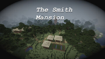 The Smith Landing Minecraft Map & Project