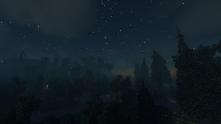 Shmexy nighttime shot