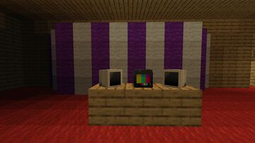 FNAF Help Wanted (FNAF 2 And parts And Service) Minecraft Map & Project