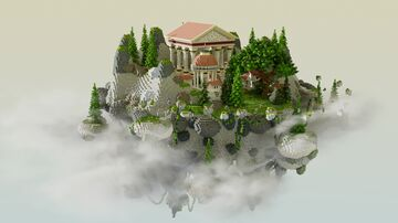 The Greek Skies Minecraft Map & Project