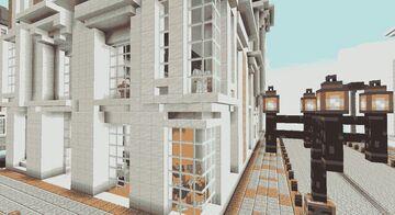 Minecraft - luxury boutique , clothing store (URBANCİTY Serisi) Minecraft Map & Project