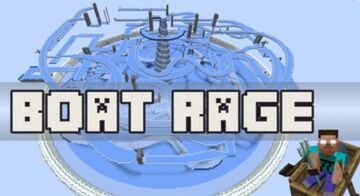 Boat Rage Map Minecraft Map & Project