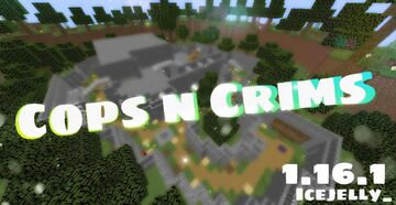 Cops and Crims Minecraft Map & Project