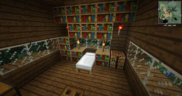 Tree House 1.12.2 Or any Other Version Minecraft Map & Project