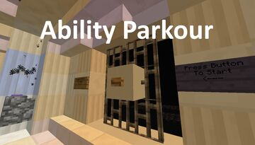 Ability Parkour - 0.1 Minecraft Map & Project