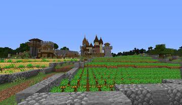 Medieval Castle (Castle Builder Contest entry) Minecraft Map & Project