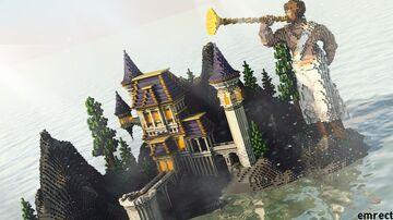 Alhendyr Castle Minecraft Map & Project