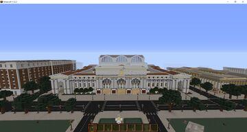 Grand City Minecraft Map & Project