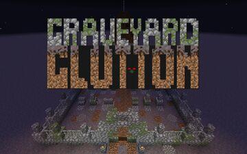 Graveyard Glutton–An Undead Minigame Minecraft Map & Project