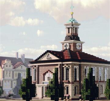 Unterneustädter Kirche, Unterneustadt, Kassel, Hesse, Germany Minecraft Map & Project