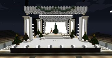 All I Want for Christmas Is You: A Night of Joy and Festivity (Mariah Carey) (Mods 1.7.10) Minecraft Map & Project
