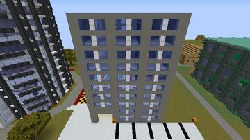 LITTLEJONNN's Hospital Minecraft Map & Project