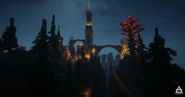 Merthyrrillon Norrefaen Minecraft Map & Project
