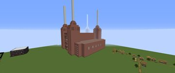 batter sea power station Minecraft Map & Project