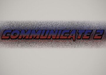 Communicate 2 Minecraft Map & Project