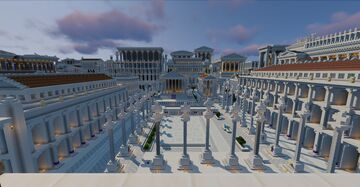 Classical Forum (work in progress) Now with shaders Minecraft Map & Project