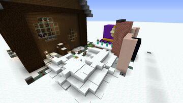 My Failboat Snow Golem Machine Minecraft Map & Project