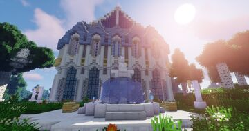 South Mithlond Minecraft Map & Project