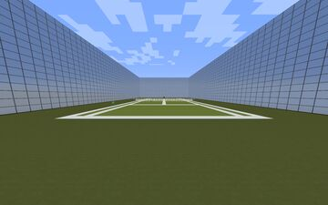 Tennis Minecraft Map & Project