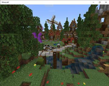 Lobby Minecraft Map & Project