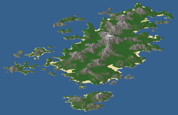 Pataria: Blank Map Download Minecraft Map & Project