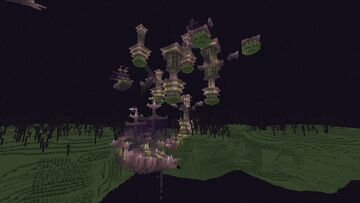End City Rebuild Minecraft Map & Project