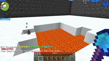 Multiplayer PVP Minecraft Map & Project