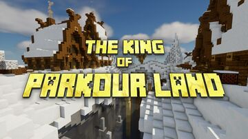 The King of Parkour Land Minecraft Map & Project