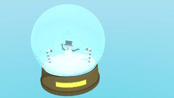 Winter Snowglobe | Winterfest Community Event Minecraft Map & Project