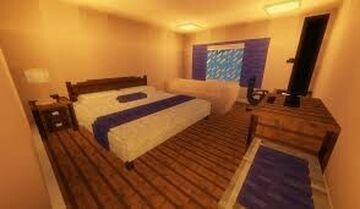 The Hotel Minimap 2.0 Minecraft Map & Project