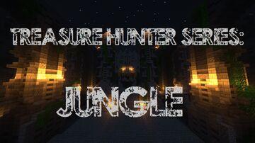 Treasure Hunter Series: Jungle Puzzle/Adventure Map Win10/Java Minecraft Map & Project