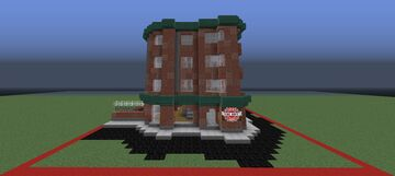 Netpex-Firehouse_V2.0 **No interior** Minecraft Map & Project